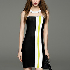 Black Slim Bodycon Mini Dress (lanytrends) Tags: girl beautiful beauty fashion lady shopping women dress style dresses minidress slimdress bodycondress