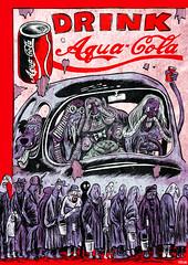 MAD MAX FURY DRAW - Ivan Hurricane Manupelli (Sugarpulp) Tags: comics tribute fumetti madmax illustrazione sugarcon sugarpulp sugarpulpconvention