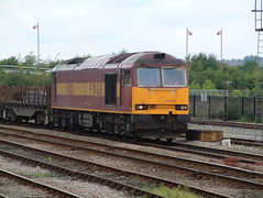 EWS Class 60 60024 (Mark Bowerbank) Tags: class 60 ews 60024
