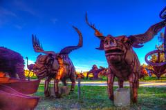 IMG_9613_tonemapped.1 (Michael F. Nyiri) Tags: california sculpture art desert anzaborrego southerncalifornia metalsculpture temeculacalifornia ricardobreceda