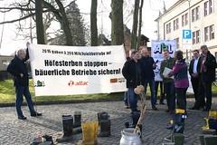 Schwerin_03 (aktionagrar) Tags: landwirtschaft aktion milch whes agrar preise schwerin abl farmsaver