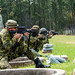 Canadian Forces and 48th IBCT