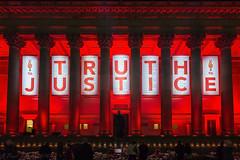 Pillars of Justice (Paul-Farrell) Tags: liverpool justice truth hillsborough 96 merseyside lfc stgeorgeshall
