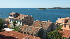 Over terracotta and out into The Adriatic..... Beautiful! (Steve Barowik) Tags: coast zoom roman croatia colosseum fullframe fx rovinj croatian istria hrvatska wonderfulworld uljanik nikond600 lovelycity quantumentanglement flickrelite unlimitedphotos istriancoast 28300mmf3556g barowik stevebarowik sbofls26
