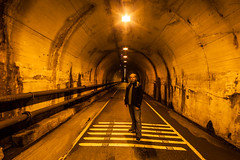 Flew Straight (Thomas Hawk) Tags: california usa america unitedstates marin unitedstatesofamerica tunnel marincounty sausalito marinheadlands northbay fav10 bunkerroadtunnel chrischabot