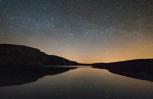 'Arenig Starscape' - Llyn Arenig Fawr, Snowdonia