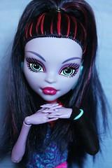 Jane [Monster High] (.Neko.) Tags: fashion monster toy high doll jane mh mattel boolittle