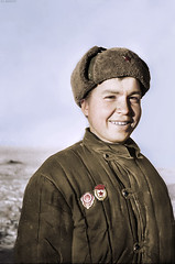 Soviet soldier (Za Rodinu) Tags: world 2 man men history vintage soldier war gun russia military rifle rifles front german weapon ww2 soldiers historical guns 1942 1945 rare troops 1944 1943