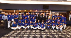 Governor Cuomo Celebrates with the Mets As They Receive National League Champions Rings (governorandrewcuomo) Tags: newyorkcity newyork newyorkstate mlb newyorkmets flushing nlcs majorleaguebaseball queenscounty professionalsports nationalleaguechampionshipseries governorandrewmcuomo