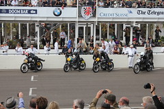 IMG_3251 (Womble92) Tags: goodwoodrevival tonysmith vincentrapide samrhodes entry6 entry17 bsagoldstar sophiesmith mickgrant keithbush barrysheenememorialtrophy petercrew entry25 entry26 billswallow velocettemt500