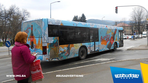 Info Media Group - Estrella, BUS Outdoor Advertising, Banja Luka 03-2016 (4)