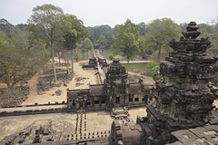 Phimeanakas Gate (picturesfrommars) Tags: gate cambodia kambodscha siem reap angkor wat phimeanakas a6000 selp1650