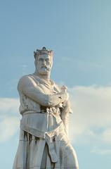 """Alfonso I """"El Batallador"""" (Juanedc) Tags: park parque sculpture espaa statue spain europa europe zaragoza escultura aragon es estatua saragossa parquegrande bigpark alfonsoelbatallador alfonsoidearagon"""