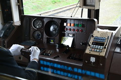 On Duty (H.H. Mahal Alysheba) Tags: railroad japan train nikon driving snapshot nikkor afs d800 2485mmf3545
