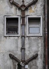 F2202 ~ Smile... (Teresa Teixeira) Tags: windows smile lisbon pipes oldbuilding teresateixeira