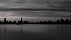 Glass (wrightstuff_42) Tags: sunset boston cityscape 10stop