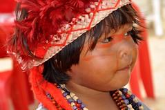 Homenagem ao dia do ndio (Tribute of the indigenous day in Brazil today).                                     ndio da etnia Patax. Bahia- Brasil (FernandoPaoliello) Tags: santacruz bahia indio tribo portoseguro pataxo santacruzcabralia indegena