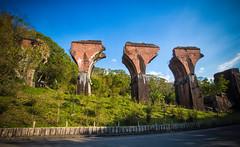 GTJ-2016-0501-6 (goteamjosh) Tags: abandoned train taiwan  miaoli   sanyi dragonbridge taiwanesehistory   longtengbrokenbridge  sanyitownship taiwanrailways japanesecolonialera yutengpingbridge longtendbridge