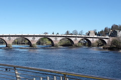 _MG_2891a - Scenes of Perth Scotland along the river Tay by Grant Hulley (henryhulley) Tags: bridge water canon river landscape scotland perthshire scenic sunny tay perth canonuser canon50d