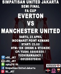 Lokasi Nobar: Nobar United Jakarta (lokasinobar) Tags: barcelona madrid city milan roma liverpool indonesia manchester real bayern la football chelsea soccer united bola arsenal serie juventus tottenham inter bareng psg liga epl suporter persija lokasi nonton persib a sepakbola nobar arema kuliner nonbar
