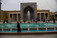 Ablution in Qum mosque (T   J ) Tags: nikon iran d750 qom qum teeje nikon2470mmf28