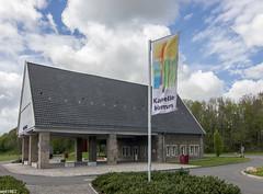 Autobahnkirche (wpt1967) Tags: church kirche hamm kirke autobahnkirche tokina1116mm eos60d wpt1967 kapellehamm frhertankstelle