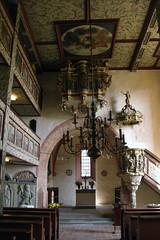 St. Kilian, Bedheim (palladio1580) Tags: thringen kirche thueringen barock orgel bedheim schwalbennestorgel sdthringen