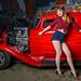Hot Rod Pin-Up Model: Kayla Beavers (Asheville, North Carolina)