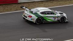 Bentley Continental GT3 at VLN#1 (LScarPhotography) Tags: canon 1 continental racing 7d 17 michelin vln bentley motorsport htp gt3 bilstein nordschleife nrburgring metzgesfeld langstreckenmeisterschaft kallenhardt vln1