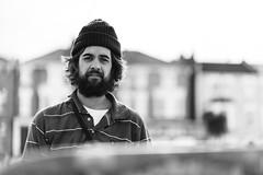 Stranger 129 - Shane (ArnabKGhosal) Tags: people beard faces strangers brixton skateboarder streetportraits 100strangers arnabkghosal arnabghosal wwwarnabkghosalcom arnabghosalphotography