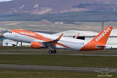 G-EZPH | easyJet A320-214SL | Isle of Man (EGNS/IOM) (Joshua_Risker) Tags: ninja airbus delivery ph easyjet a320 easyjetcom a320214 sharklet sharklets a320sl a320214sl gezph