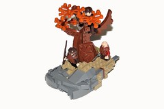 Attacking the Dwarves (legobeethoven) Tags:
