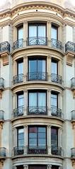 Barcelona - Rambla 135 c (Arnim Schulz) Tags: barcelona espaa art window architecture liberty ventana spain arquitectura arte fenster kunst catalonia finestra artnouveau gaud architektur catalunya espagne fentre modernismo catalua spanien modernisme jugendstil espanya katalonien stilefloreale belleepoque baukunst