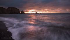 Benvoy Sunrise (George O Mahony) Tags: