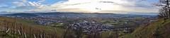 Remstalpanorama (chrissie.007) Tags: panorama nature view natur vineyards valley aussicht landschaft ausblick badenwrttemberg weinberge schwabenland remstal kleinheppach januar03