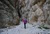 Passaggio nella forra - Gole di Fara San Martino (CH) - Majella - Abruzzo - Italy