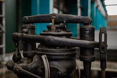 """Francis""-Wasserturbine (G_Albrecht) Tags: technik generator kraftwerk industrie turbine wasserkraftwerk wasserturbine franciswasserturbine"