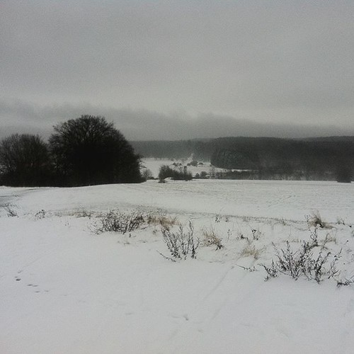 Winter at last #suuntorun #winter #snow...