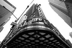 Look up (dansshots) Tags: blackandwhite monochrome architecture streetscene lookingup lookup radiocitymusichall bnw radiocity blackandwhitephotography cityscene 1735mm nycarchitecture newyorkcityarchitecture blackandwhitephoto alwayslookup blackandwhitenewyorkcity nikond3 newyorkcityinblackandwhite architectureofnewyorkcity dansshots iseeinblackandwhite