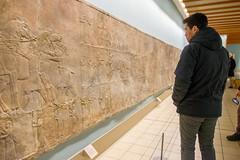 DSCF7006.jpg (Darren and Brad) Tags: england london thebritishmuseum assyria assyrian sportofkings ashurbanipal lionhunting royallionhunts