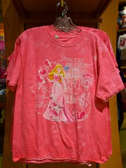 Disneyland Visit - 2016-01-17 - World of Disney - Princess Tees - Aurora (drj1828) Tags: california princess disneyland visit anaheim tee dlr downtowndisney 2016 worldofdisney
