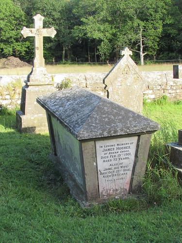 Parkend: St Paul's Churchyard (Gloucestershire)