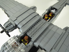 IMG_5563 (nelsoma84) Tags: tokyo lego north american mitchell bomber allies b25 raider doolittle usaaf