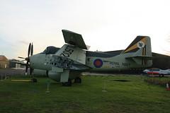 XV502 Fairey Gannet AEW.3 (big.vern81) Tags: museum air yorkshire fairey gannet elvington xv502