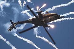050718 RNLAF AH-64D Apache Q-30 EGVA (Glenn Beasley) Tags: apache rnlaf 050718 ah64d q30 egva