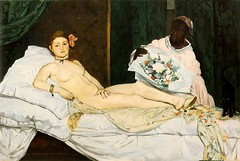 Manet Olympia (Greenbelter) Tags: