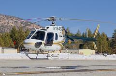 Duke 2 N184SD (PhantomPhan1974 Photography) Tags: eurocopter astar bigbear sanbernardino ocsd l35 duke2 orangecountysheriffsdepartment bigbearairport n184sd airbushelicopters