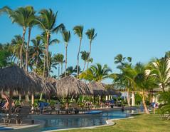 Nobody Swimming (nfRabbit) Tags: dominicanrepublic resorts puntacana swimingpool laaltagracia breathlessresort