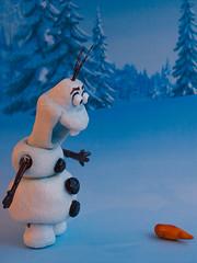Shashlychok (-Back-) Tags: snow olaf frozen doll snowmen