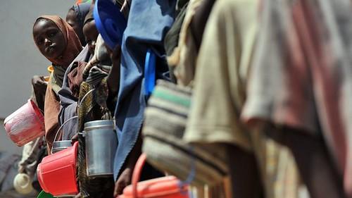Day 264 Somalia drought